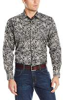 Wrangler Men's Retro Long Sleeve Western Shirt