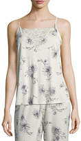 Hanro Camille Lace-Inset Camisole