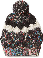 Missoni Knit Beanie with Cashmere and Wool