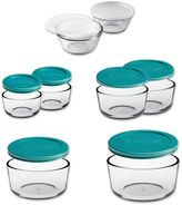 Anchor Hocking 16-Piece Basic Food Storage Set