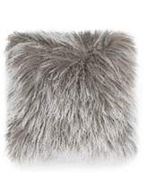 UGG Mongolian Tip Dyed Fur Pillow