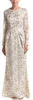 Escada Silk-lined Gown.