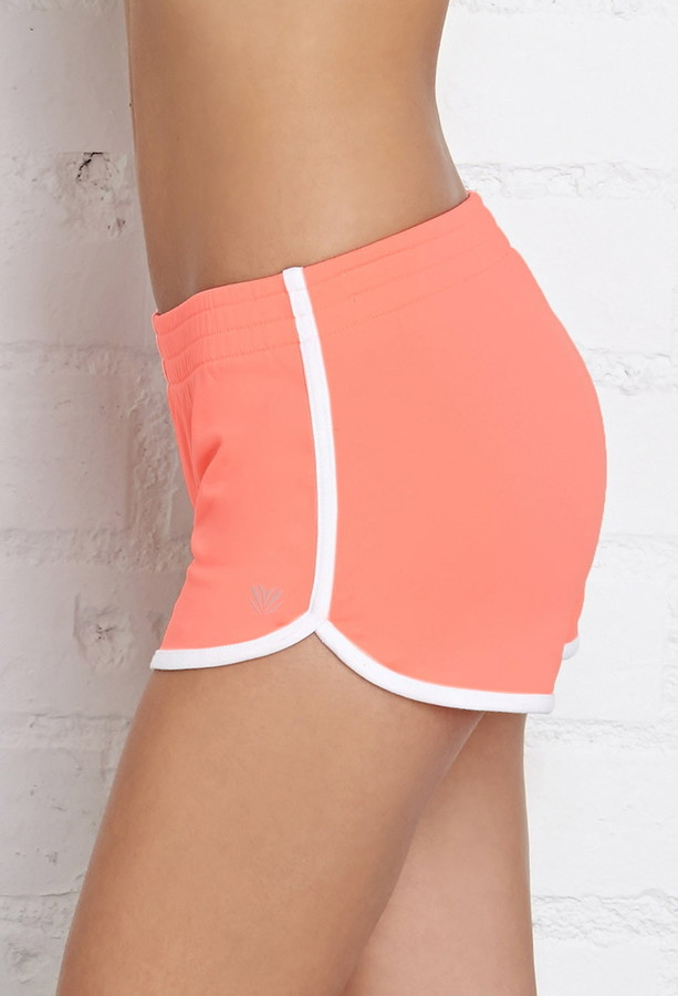 Forever 21 Active Skinny Dolphin Shorts