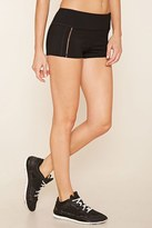 Forever 21 FOREVER 21+ Active Side-Pocket Shorts