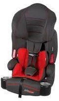 Baby Trend Hybrid 3-in-1 Booster Car Seat, Rumba (red) by