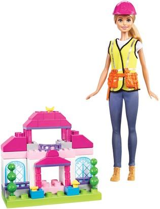 Barbie Builder Doll & Playset by Mattel