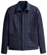 Levi's Made & Crafted Type Ii Trucker Jacket, Dark Blue
