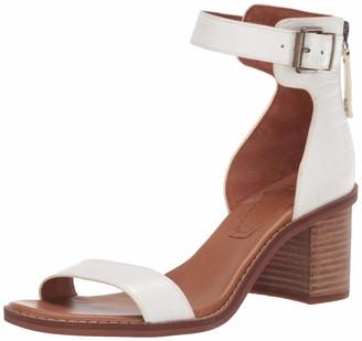 Zodiac Womens Ilsa White City Sandals 8 M