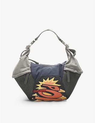 Pre-loved Prada Pop Art hobo bag