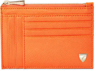 Aspinal of London Double Sided Zipped Card Coin Holder