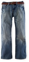 Ralph Lauren Boys' Slim Fit Jeans in Mott Wash - Sizes 8-20