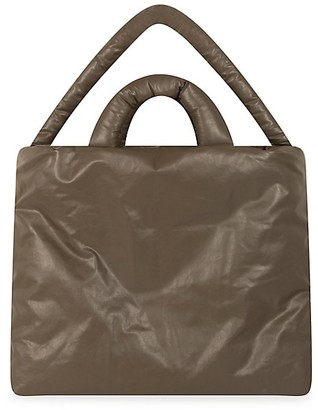 Kassl Editions Large Padded Tote