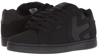 Etnies Fader 2 (Black/Grey/Royal) Men's Skate Shoes