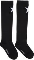 Givenchy Black Star Socks