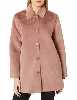 Velvet by Graham & Spencer Women's Skyler Faux Fur Coat
