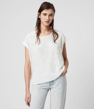AllSaints Palmer Pina T-Shirt