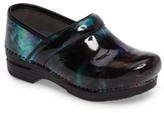 Dansko Women's 'Pro Xp' Patent Leather Clog