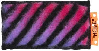 Off-White Gradient Stripe Cushion