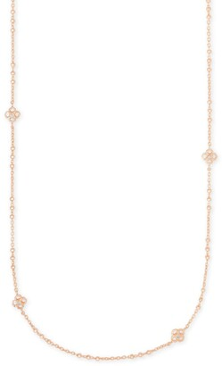 Kendra Scott Rue Long Strand Necklace