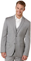 Perry Ellis Regular Fit Herringbone Suit Jacket