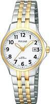 Pulsar Uhren Women's Quartz Watch Klassik PH7222X1 with Metal Strap