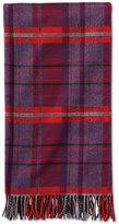 Pendleton 5th Avenue Fringed Wool Throw