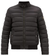 Belstaff Circuit Quilted-down Shell Jacket - Mens - Black