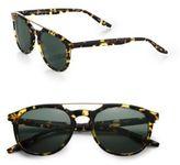 Barton Perreira Rainey Metal & Acetate Sunglasses