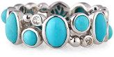 Elizabeth Showers Madelee Turquoise Cabochon Ring, Size 7