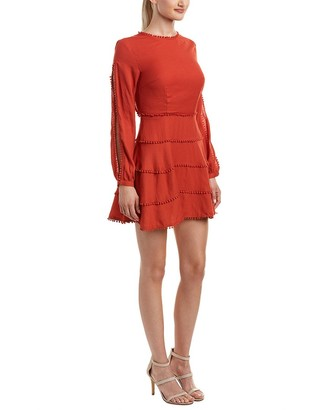 Finders Keepers findersKEEPERS Women's Salt Lake Mini Dress