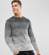 Jack & Jones Originals Knitted Jumper With Mixed Yarn Detail
