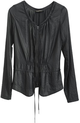 Diesel Black Gold Black Jacket for Women