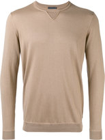 Laneus plain jumper - men - Silk/Cashmere - 46