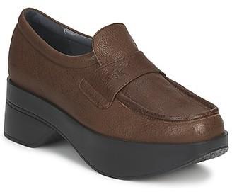 Stephane Kelian EVA women's Loafers / Casual Shoes in Brown