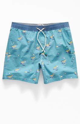 "Trunks Party Pants Tan Bananas 16"" Swim"