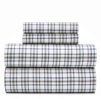 Pendleton Pearce Plaid Flannel Sheet Set