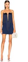 Stella McCartney Fringe Dress in Blue Note | FWRD