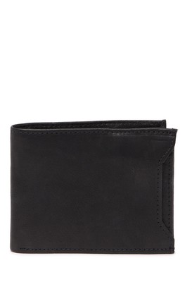 English Laundry Buffalo 2-in-1 Leather Bi-Fold Wallet