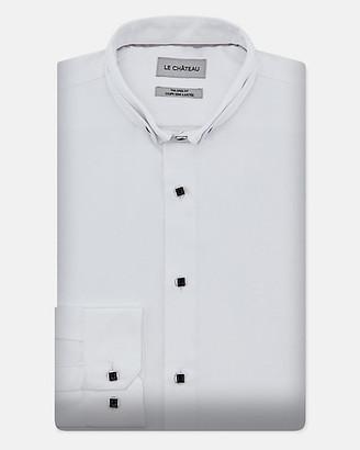 Le Château Cotton Blend Tailored Fit Shirt