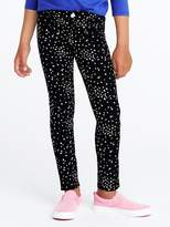 Old Navy Heart-Print Rockstar Jeggings for Girls