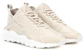 Nike Huarache Run Ultra Si Leather Sneakers