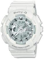 Casio Baby-G – Women's Analogue/Digital Watch with Resin Strap – BA-110-7A3ER