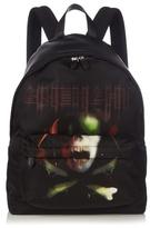 Givenchy Army Skull-print Nylon Backpack