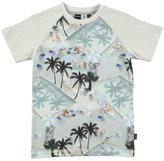 Molo Youth Boy's Raoul T-Shirt - Swimming Pools