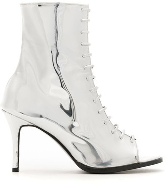 Reinaldo Lourenço calf-lenght lace-up boots
