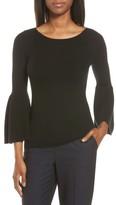 Women's Classiques Entier Bell Sleeve Silk & Cashmere Sweater