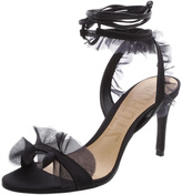Schutz Black Stiletto Heels