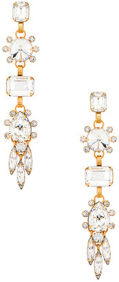 Elizabeth Cole Lilian Earrings