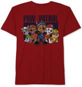 JEM Nickelodeon'sandreg; Paw Patrol-Print Cotton T-Shirt, Little Boys