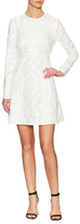 Jill Stuart Tamara Panel Lace Dress